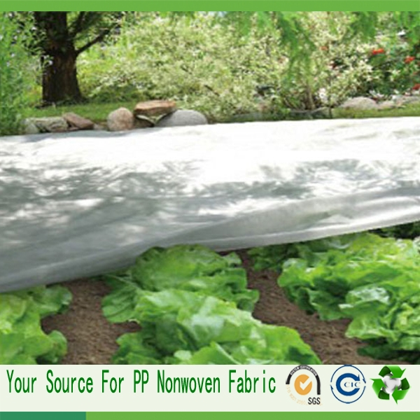 nonwoven fabric land cover